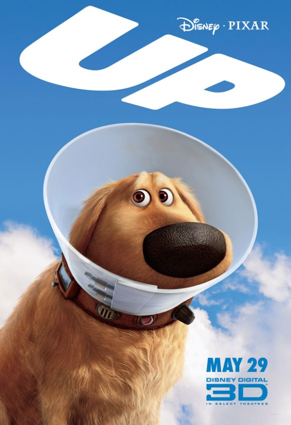 Up movie poster Doug